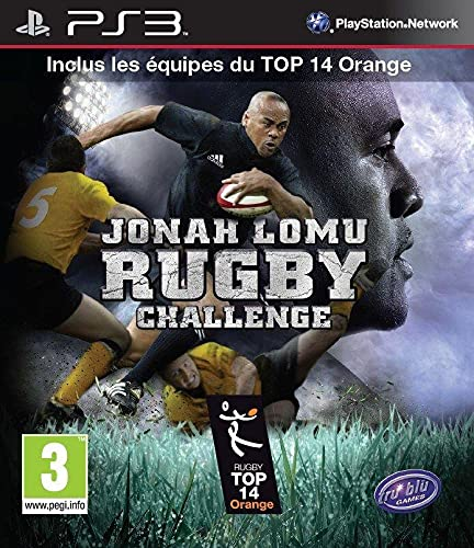 Jonah Lomu Rugby challenge [Importación francesa]