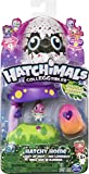 Hatchimals 6044122' Colleggtibles Hatchy Home Figurine et Jeu de forêt