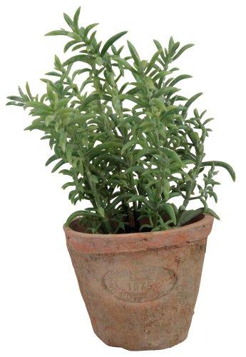 Esschert Design Artificial Herb Plant, Thyme, Small