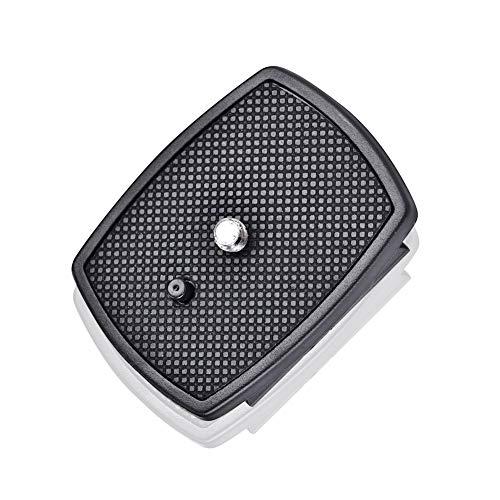 BLUECELL Quick Release QR Plate Tripod Head for Velbon CX-444 CX-888...