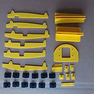 Hockus Accessories Electric RC Aircraft Part Plastic Parts for Dynam 8957 Tiger Moth