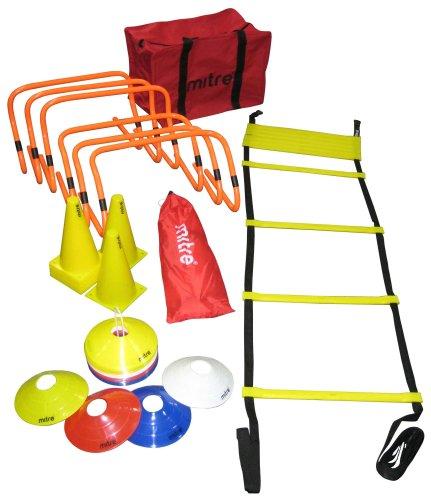 Mitre Kit de Entrenamiento de Agilidad y Velocidad