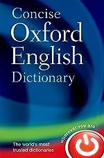 Concise Oxford English Dictionary - Main edition de Varios Autores