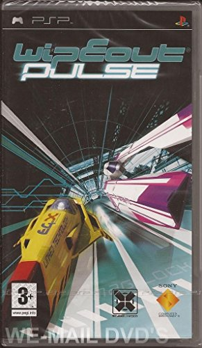Wipeout: Pulse–Essentials Edition (Sony PSP) [importazione uk]