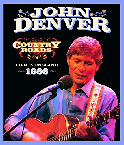 Country Roads Live In England 1986 [DVD]