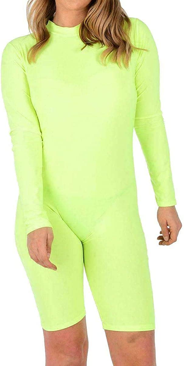 Body Overalls Jumpsuit Short Leg Bike Cycling Bike sixs Black Green SLP stripes