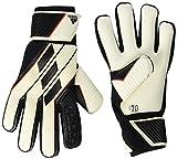 adidas Unisex-Adult Tiro Pro Goalie Gloves White/Black 7