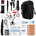 Kitgo Emergency Survival Gear and Medical First Aid Kit