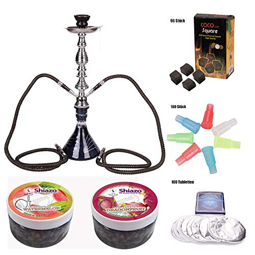 = Shisha LED Sign= The Original Hookah Bright Sign NEON Professional Powerful Animated Flashing Display Hanging Chain Included Signs 48cm X 25cm X 2cm