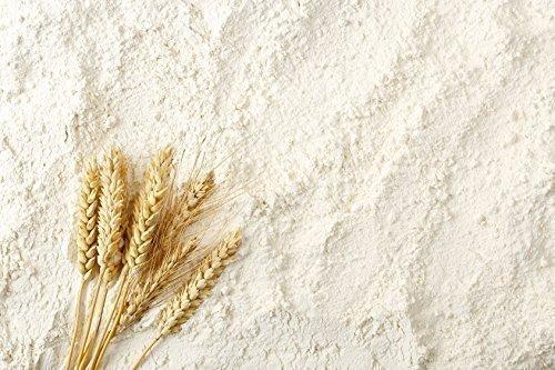 Weizenkleber | Weizengluten | Seitan | Brot | Backen | Weizen | Weizeneiweiss | Vital | Verschiedene GRÖßEN