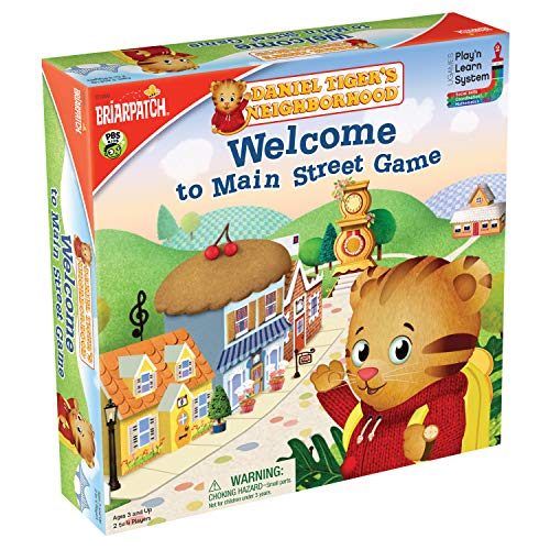 Daniel Tiger s Welcome to Mainstreet