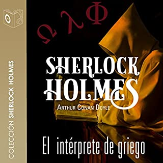 La aventura del intérprete de griego [ The Adventure of the Greek Interpreter] audiobook cover art