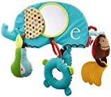 Skip Hop Alphabet Zoo Stroller Bar Activity Toy, Multi