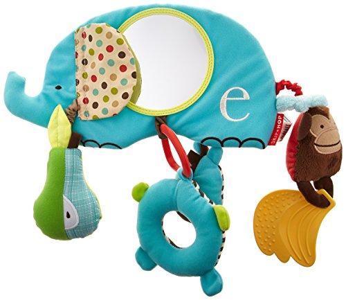 Skip Hop Alphabet Zoo Stroller Bar Activity Toy, Multi