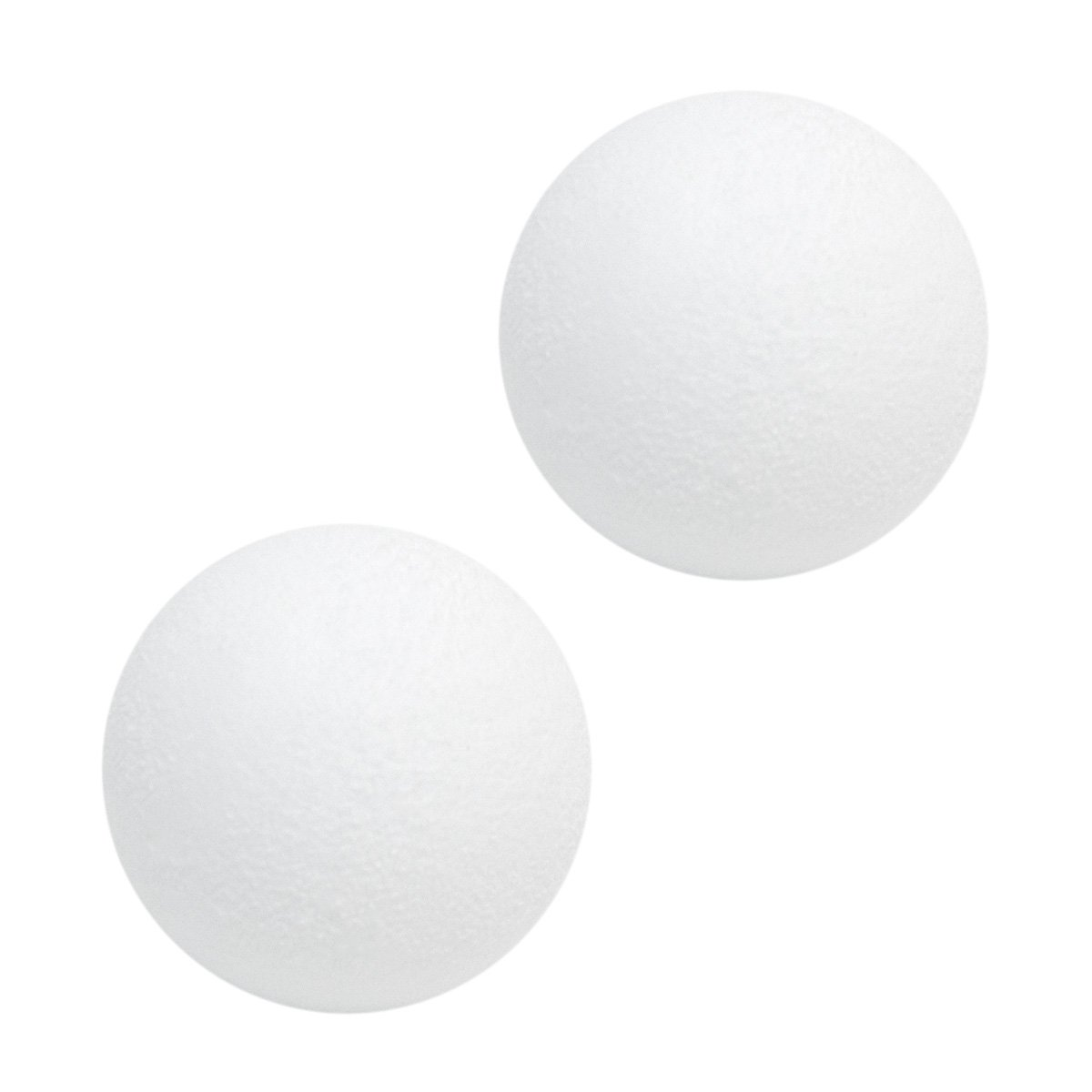 EYEPOWER Pelotas de Futbolín Ø 36 mm 21 g | Conjunto de 2 Bolas de ...