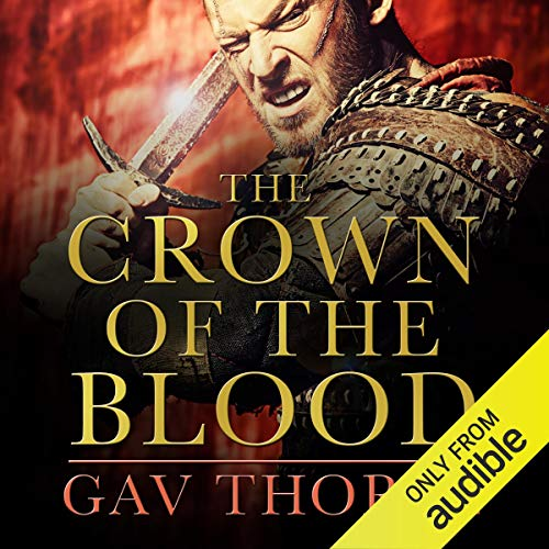The Crown of the Blood     The Crown of the Blood, Book 1              Written by:                                                                                                                                 Gav Thorpe                               Narrated by:                                                                                                                                 Paul Thornley                      Length: 16 hrs and 36 mins     Not rated yet     Overall 0.0