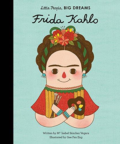 Image of Frida Kahlo (Little People, BIG DREAMS, 2)