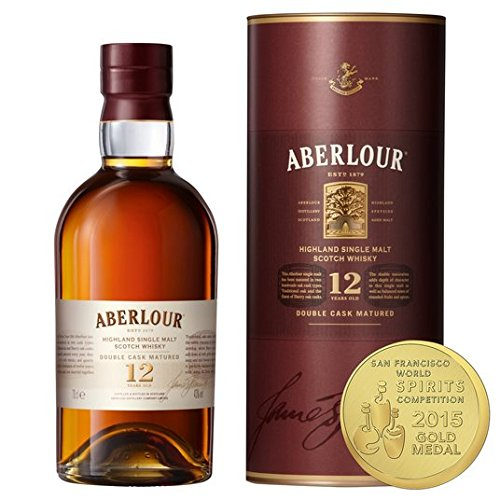 Aberlour 12 Year Old Single Malt Scotch Whisky 70 cl