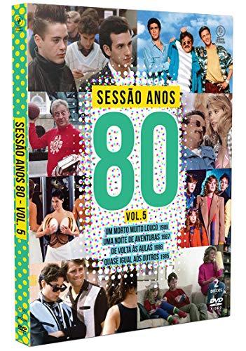 Sessão Anos 80 Vol. 5 [Digipak com 2 DVD's]