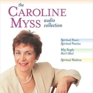 The Caroline Myss Audio Collection audiobook cover art