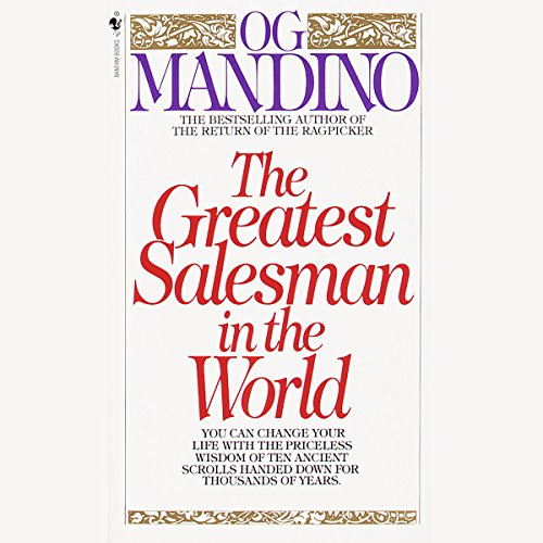 The Greatest Salesman in the World Titelbild