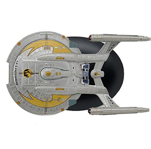Star Trek Official Starship Collection - Die-Cast - i.s.s. enterprise nx-01 Box Scale Model Ship