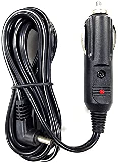 Straight Power Cord for Uniden and Whistler Radar Detectors