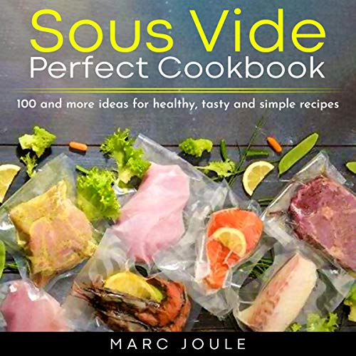 Sous Vide Perfect Cookbook cover art
