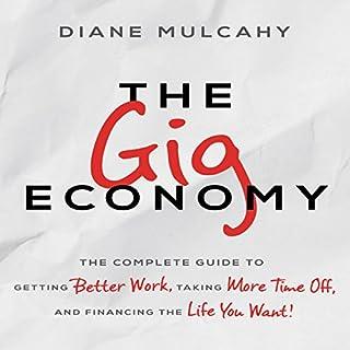 Page de couverture de The Gig Economy