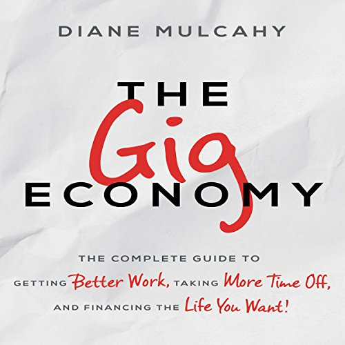 The Gig Economy audiobook cover art