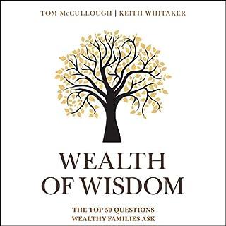 Wealth of Wisdom audiobook cover art