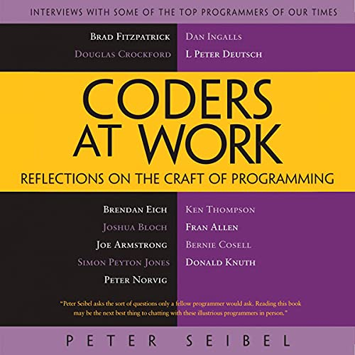 Coders at Work cover art