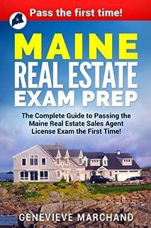 maine real estate license test
