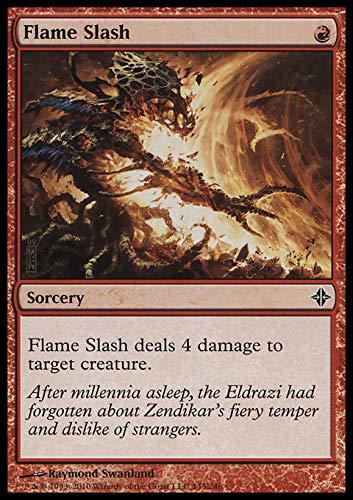 Magic: the Gathering - Flame Slash - Rise of The Eldrazi