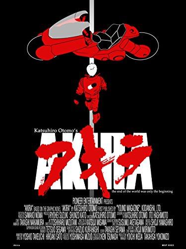 Akira Manga Poster