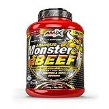 Amix - Monster Beef Protein - Suplemento Alimenticio - Mejora del Rendimiento -...