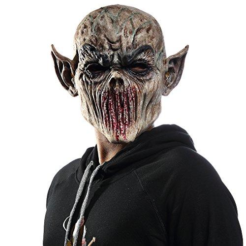 Halloween Horrific Demon The Evil Dead Cosplay Props Alien Bloody Monster Masks
