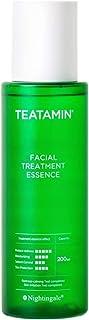 Nightingale Teatamin (Tea Tree + Vitamin) Facial Treatment Essence | Daily Use for Sensitive Skin | Korean Skincare Cosmet...