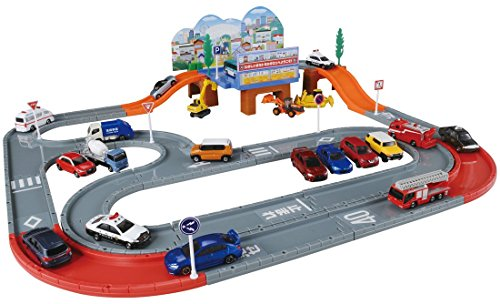 Tomica Tomica system Town road set