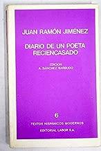 Diario de un poeta recién casado. Con un apéndice de textos inéditos. Edición de A. Sánchez Barbudo.