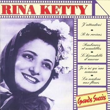 Grands Succès : Rina Ketty