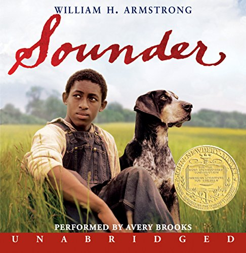 Sounder audiobook cover art