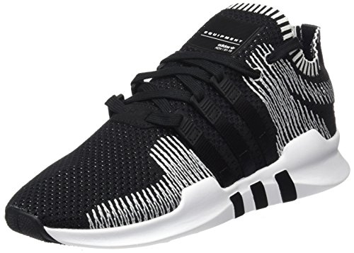 adidas adidas Herren EQT Support ADV Primeknit Sneaker, Schwarz (Core Black/core Black/Footwear White), 44 2/3 EU