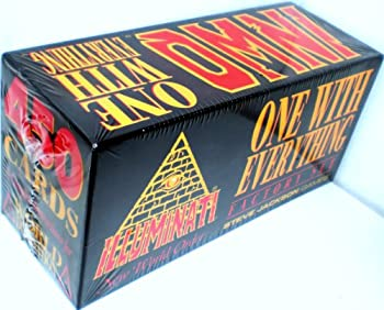 INWO CCG Illuminati New World Order One With Everything 1995 Factory Set By Steve Jackson  Collectible Card Game Original Version 1.1 March 1995 - Factory Set