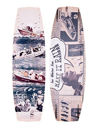Humanoid Wakeboards 2015 1up Wakeboard, 142cm by Humanoid Wakeboards