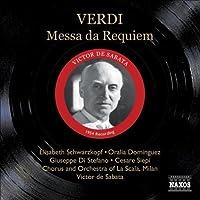 Messa Da Requiem by G. VERDI (2006-08-01)