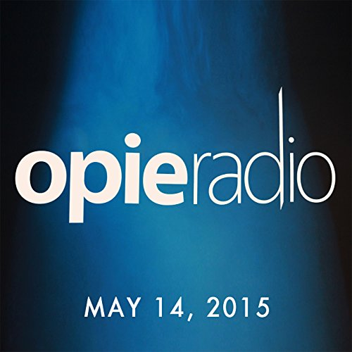 Opie and Jimmy, Duff McKagan and Chris Jericho, May 14, 2015 audiobook cover art