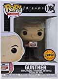 Funko Pop! TV Gunter from Friends Chase Figure - Holding Right to Refuse Service Sign