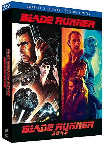 Blade Runner + Blade Runner 2049 [Francia] [Blu-ray]
