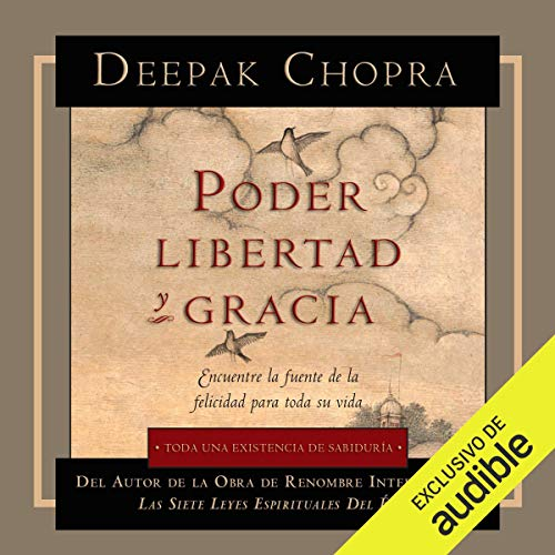 Poder, libertad y gracia [Power, Freedom and Grace] audiobook cover art